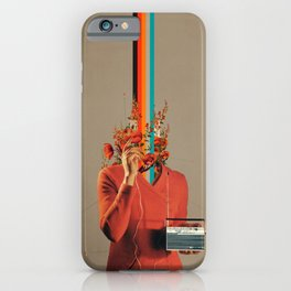 Musicolor iPhone Case