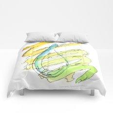 Flow Series #15 Comforters
