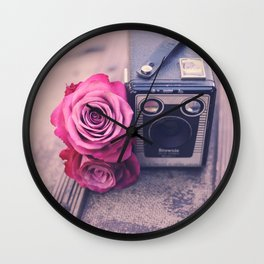 VINTAGE DREAMS Wall Clock