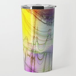 convenient shirt pattern I Travel Mug