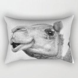Camel Headshot Rectangular Pillow