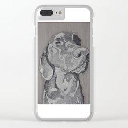 Rescue Clear iPhone Case