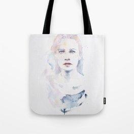 pale color Tote Bag