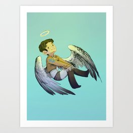 Angel Marco Art Print