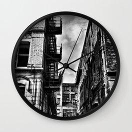 Northern Quarter MANchester Wall Clock