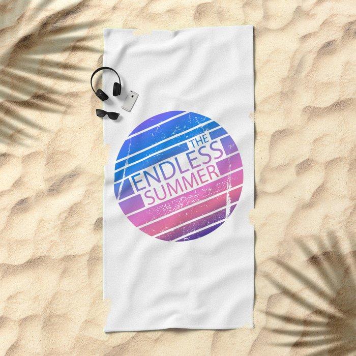 The Endless Summer Beach Towel