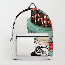 christmas box Backpack