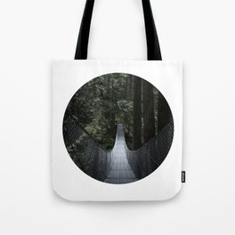 IMAGE: N°43 Circle Tote Bag