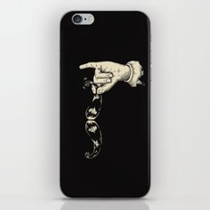 Muahahaha! iPhone & iPod Skin