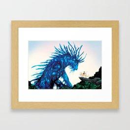Forrest Spirit Framed Art Print