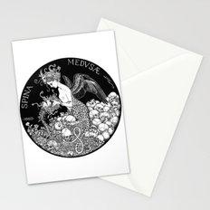 Spina Medusae Stationery Cards
