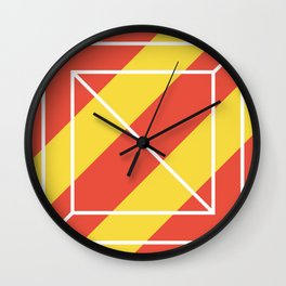 The Box Wall Clock