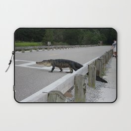 Alligator Watch Laptop Sleeve