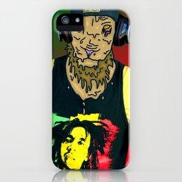 Grime Lion iPhone Case