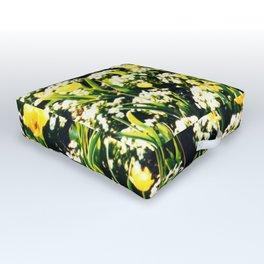 Sunshine days Outdoor Floor Cushion