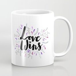 Love Wins Coffee Mug