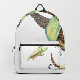 Sawtooth Beetle Backpack