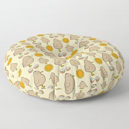 Little Kiwi Floor Pillow
