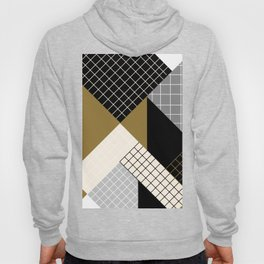 Lines and Shapes Hoody