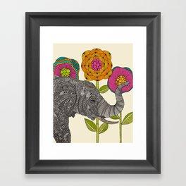 Aaron Framed Art Print