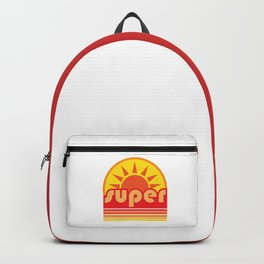 super duper Backpack
