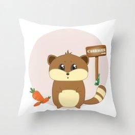 Grégory Throw Pillow