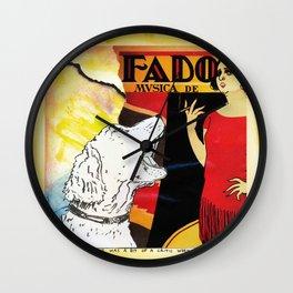 Feliz, the critic Wall Clock