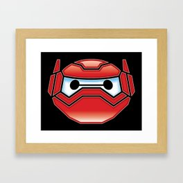 Robot in Disguise Framed Art Print