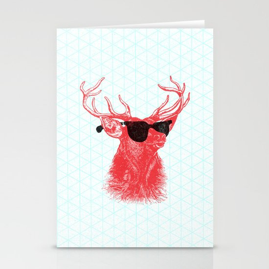 Young Buck. Stationery Cards