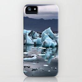 Glacial Dreams iPhone Case