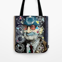 Edwin Guthrie Tote Bag