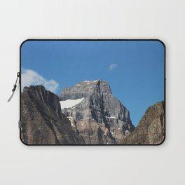 Moon Over Mountain Laptop Sleeve