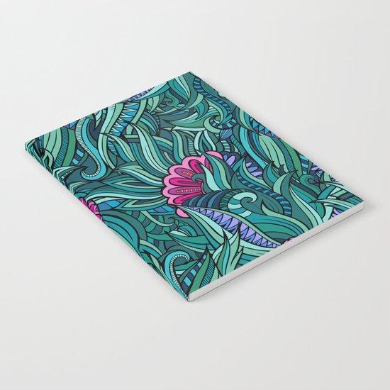 Shabby flowers #28 Notebook