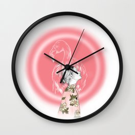 Spirit Animal Wall Clock