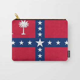 South Carolina Secession Flag Carry-All Pouch