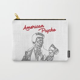 American Psycho Carry-All Pouch