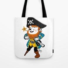 Pirate's Ahoy! Tote Bag