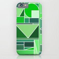 Kaku Green Slim Case iPhone 6s