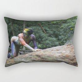 Bein II  #3 Rectangular Pillow