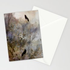 Crow Bling Stationery Cards