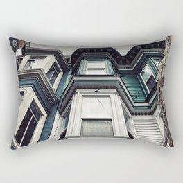 San Fran livin' Rectangular Pillow