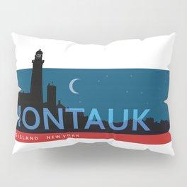 Montauk -Long Island. Pillow Sham