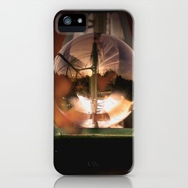 Shadow of Darkness. iPhone Case