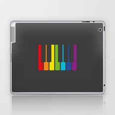Somewhere over the rainbow Laptop & iPad Skin