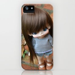 Mamiko - First look iPhone Case