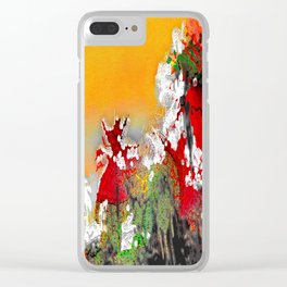 Mall Clear iPhone Case