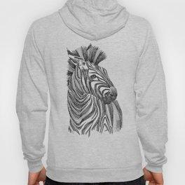 Equus Quagga  Hoody
