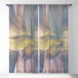 Iris Fantasy Sheer Curtain