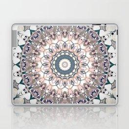 Pastel Boho Chic Mandala Design Laptop & iPad Skin