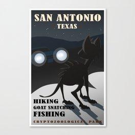 CPS: San Antonio, TX Canvas Print
